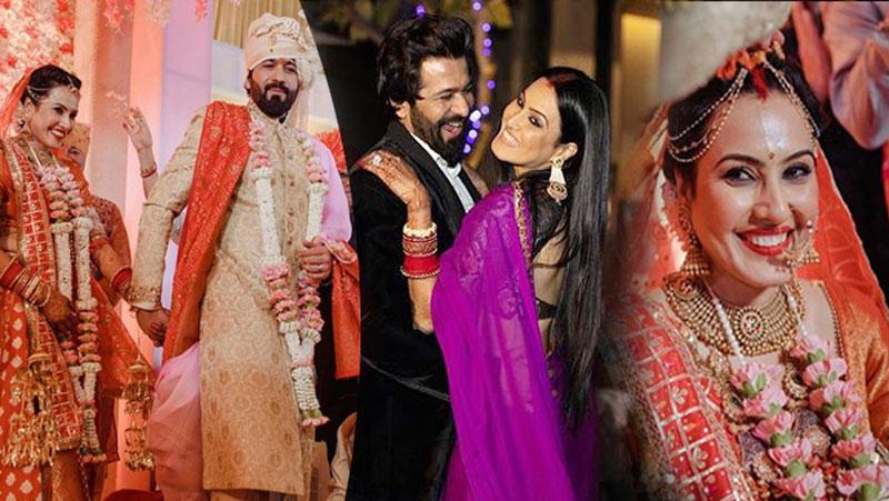 सामने आयी काम्या पंजाबी की शादी की इनसाइड तस्वीरें, बेहद खूबसूरत लग रही है काम्या...