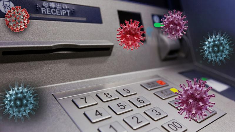 ATM का उपयोग करने से पहले जान ले ये बाते, अब ATM से भी फ़ैल रहा है कोरोना