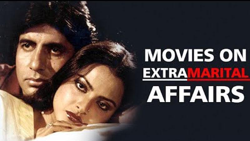 इन फिल्मों में था एक्टर्स का एक्स्ट्रा मैरिटल अफेयर, इस फिल्म पर छिड़ा था विवाद