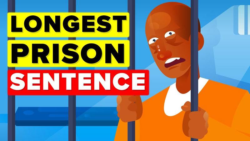 वो अपराधी जिन्हे मिली हजारो लाखो साल की सजा...