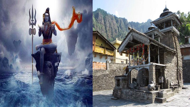 भारत में भगवान शिव का ऐसा मंदिर जिसमे जाने से मुर्दा भी हो जाते है जिन्दा | जानिए...