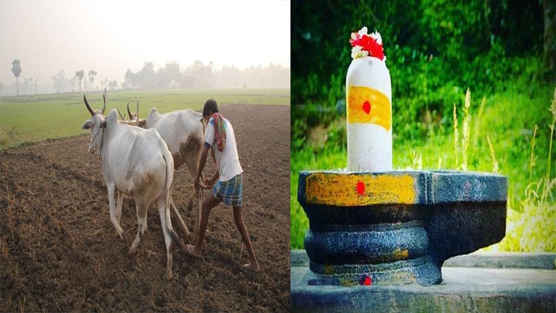 जब मुस्लिम किसान के खेत से निकला शिवलिंग | फिर जो हुआ...