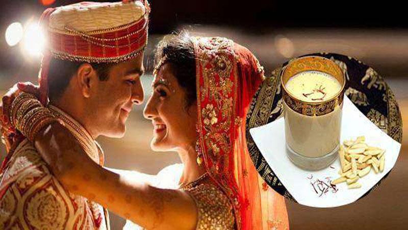 शादी की रात दुल्हन क्यों पिलाती है अपने पति को गाय का दूध | 99% लोग नहीं जानते असली वजह..