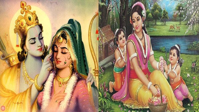 इस वजह से प्रभु राम ने छोड़ा था माँ सीता को, बचपन में किया था ऐसा कांड | जानिए..