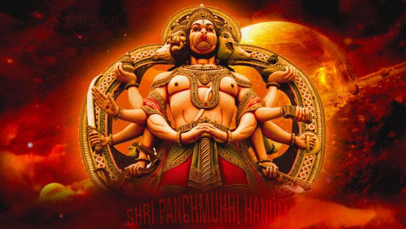क्यों धारण किया था हनुमान जी ने अपना पंचमुखी रूप, नहीं करनी चाहिए इस विकराल रूप की पूजा...
