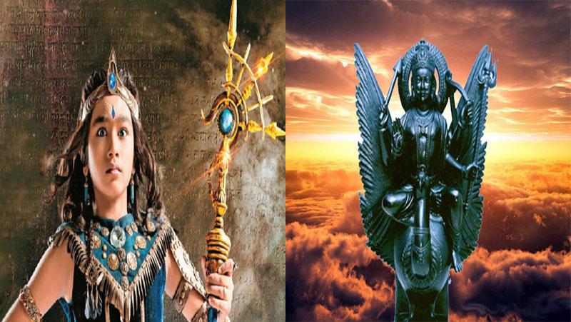 क्यों सभी देवताओ में सिर्फ शनिदेव की त्वचा का रंग ही है काला ? जानिए वजह...
