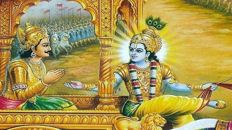 जब भगवान कृष्ण ने बताई अर्जुन को सूर्य के जन्म की सच्चाई | जानिए....