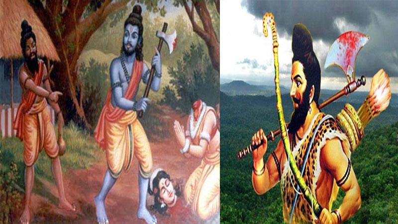 भगवान परशुराम ने क्यों की थी अपनी सगी माँ की हत्या | जानिए वजह...