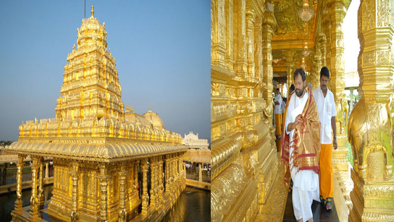 भारत का ये मंदिर रावण की लंका से नहीं है कम | इसी के कारण देश आज भी है सोने की चिड़िया...