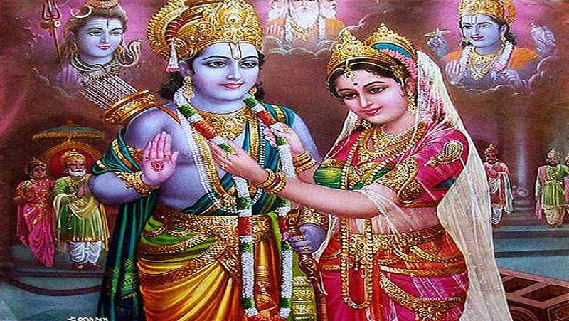 कितनी आयु थी भगवान राम और माँ सीता की विवाह से समय ? 99 % लोग नहीं जानते..