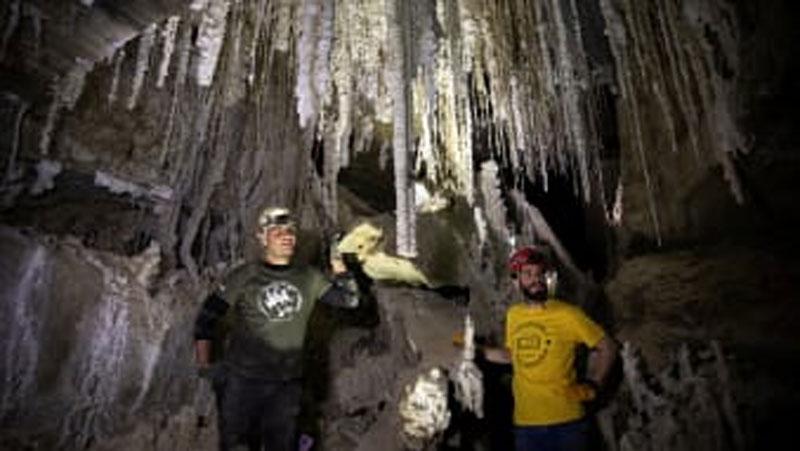 विश्व की सबसे लम्बी गुफा जहां नमक का अथाह भंडार मौजूद हैं..जानिए....
