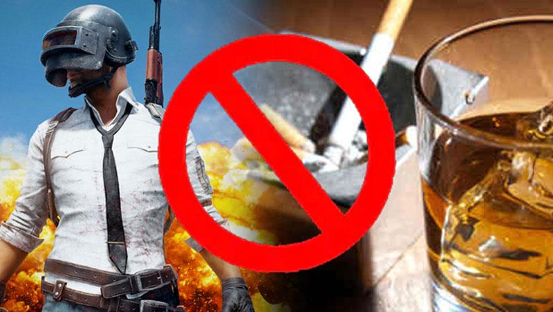 रिसर्च के मुताबिक, हर 10 में से 4 भारतीय चाहते है ' तम्बाकू ' और ' PUBG ' पर प्रतिबंध.. क्योंकि