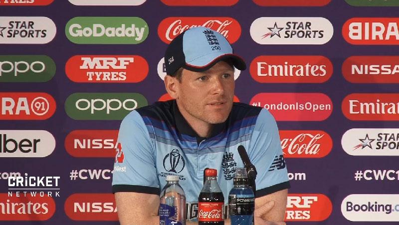 27 साल बाद World Cup के फाइनल में इंग्लैंड, जीत के बाद कप्तान मोर्गन ने कही दिल छू लेने वाली बात... देखिए