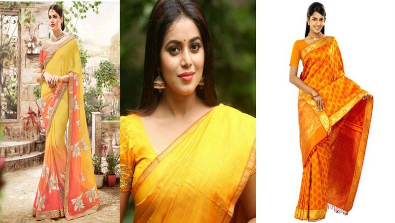 पीले वस्त्र पहनने वाली महिलाये होती है अन्य महिलाओं से ज्यादा आत्मविश्वासी और कार्यकुशल...जानिये