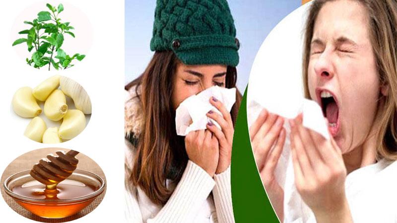 सर्दी, जुखाम मैं तुरंत राहत देते है ये 5 आसान से घरेलु उपाय...जानिये