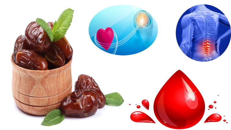अगर आपके अंदर भी है खून की कमी तो, करें खजूर का सेवन | शरीर की ये बीमारिया रहेंगी दूर...जानिए