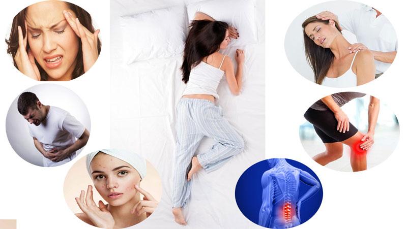 भूलकर भी कभी न सोये पेट के बल, इस तरह सोने से होने लगती है 6 खतरनाक बीमारियां...जानिये