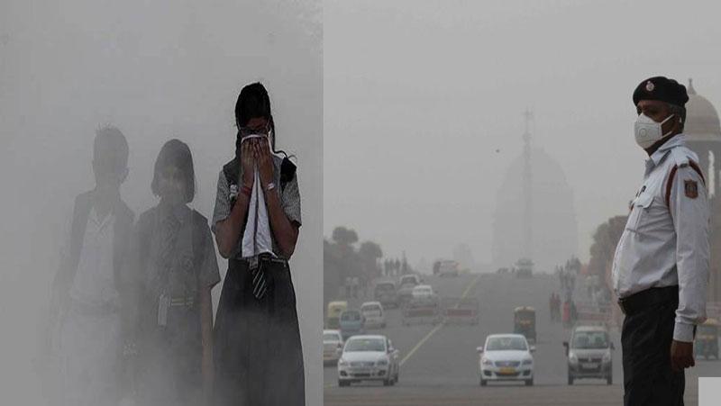 प्रदूषित हवा के कारण साँस लेने में हो रही है तकलीफ, जल रही है आपकी आँखे तो जरूर करें ये 8 उपाय...जानिए