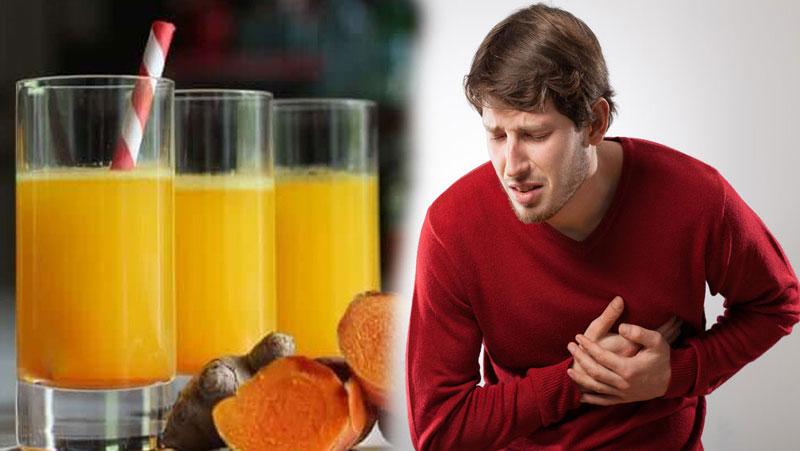 सेहत के लिए बहुत ज्यादा फायेमंद होता है हल्दी का ज्यूस, इसके सेवन से दूर हो जाती है कई सारी बीमारियां...जानिए