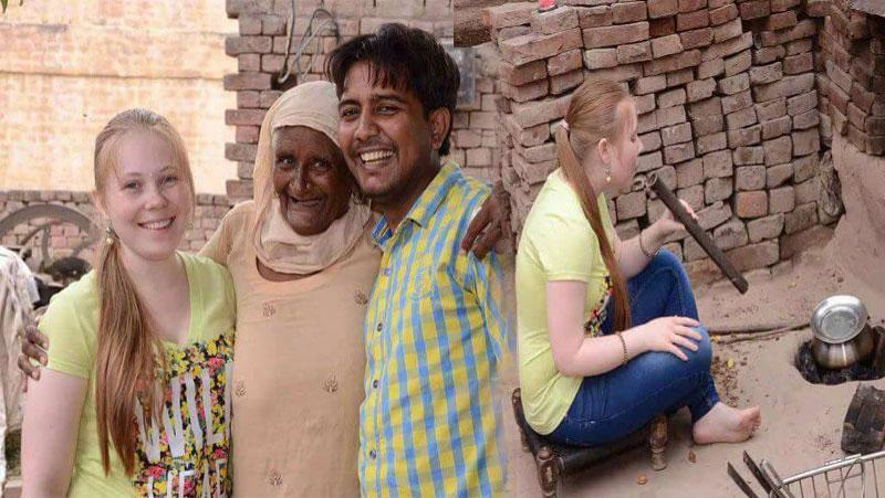 हरियाणवी लड़के के प्यार में पड़कर इंडिया आ गई रुसी करोड़पति लड़की, और उसके बाद हुआ कुछ ऐसा... जानिए